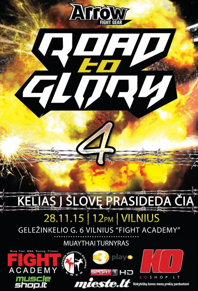 Road to Glory 4
