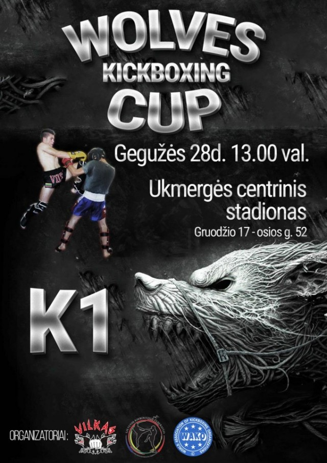 Wolves kickboxing cup 2016